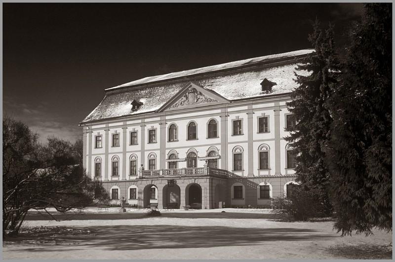 Myslibořice - zámek