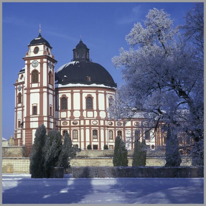 Jaroměřice nad Rokytnou - kostel sv. Markéty