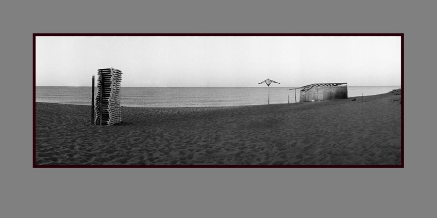 Pláž u Selinunte