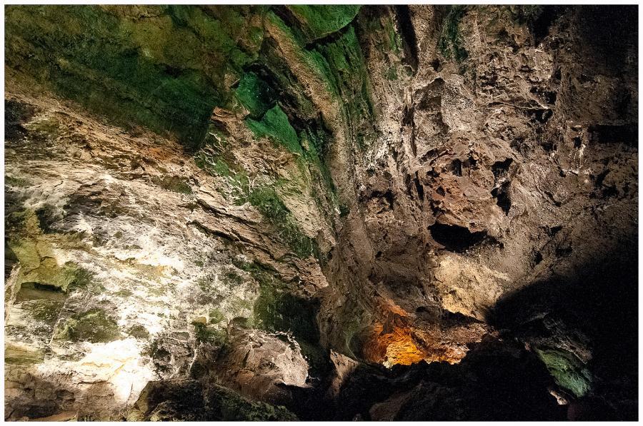 Lávové jeskyně Los Verdes