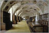 Náměšť nad Oslavou - zámecká knihovna